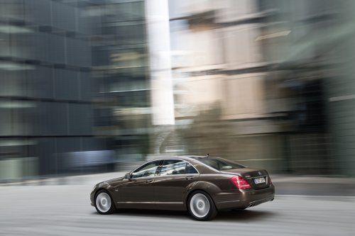 Гараж InfoCar: 2010 Mercedes-Benz S600 - фото 4
