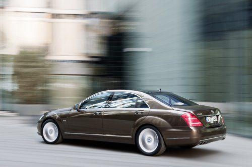 Гараж InfoCar: 2010 Mercedes-Benz S600 - фото 15