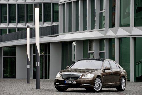 Гараж InfoCar: 2010 Mercedes-Benz S600 - фото 16