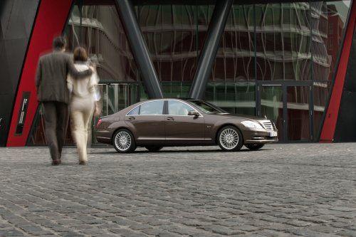 Гараж InfoCar: 2010 Mercedes-Benz S600 - фото 14