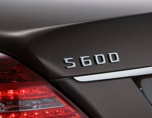 Гараж InfoCar: 2010 Mercedes-Benz S600 - фото 2