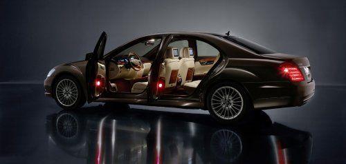 Гараж InfoCar: 2010 Mercedes-Benz S600 - фото 17