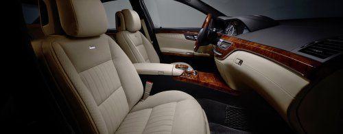 Гараж InfoCar: 2010 Mercedes-Benz S600 - фото 5
