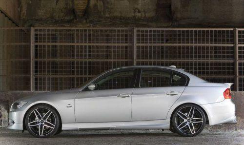 Отличный обвес для новой BMW 3 - фото 3