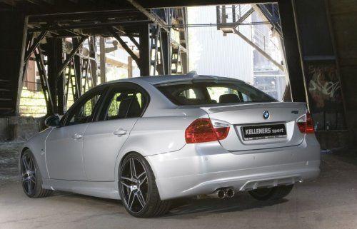 Отличный обвес для новой BMW 3 - фото 6