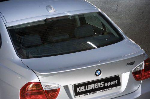Отличный обвес для новой BMW 3 - фото 4