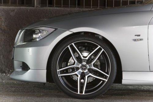 Отличный обвес для новой BMW 3 - фото 1