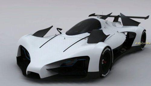 Один из первых электромобилей для гонок LeMans - фото 4