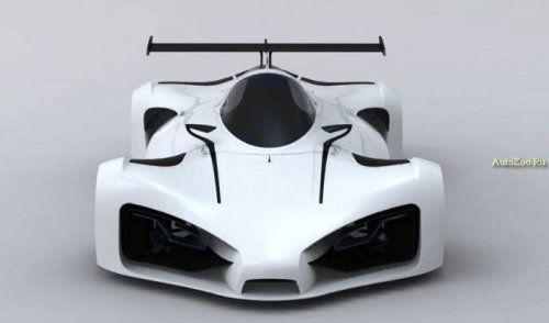 Один из первых электромобилей для гонок LeMans - фото 6