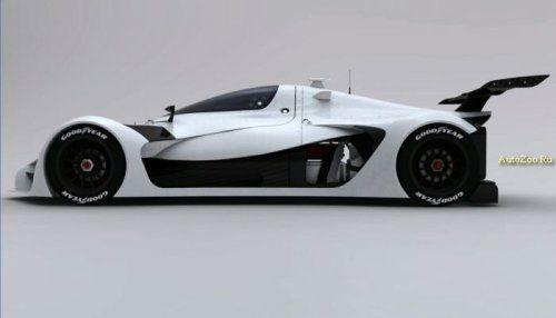 Один из первых электромобилей для гонок LeMans - фото 8