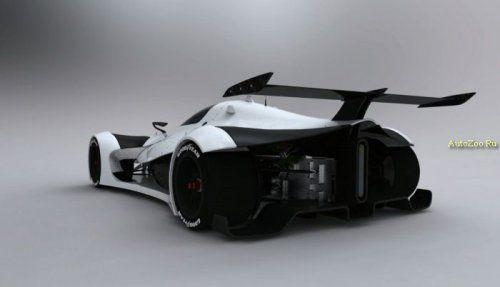 Один из первых электромобилей для гонок LeMans - фото 5