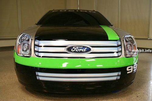 Ford собирается бить рекорды скорости - фото 7