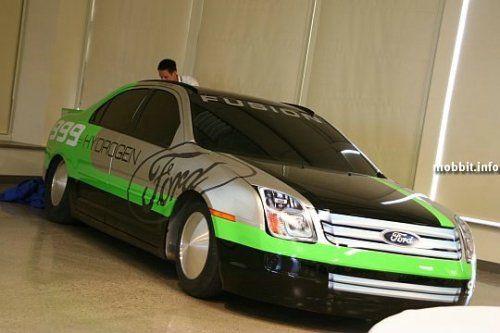Ford собирается бить рекорды скорости - фото 5
