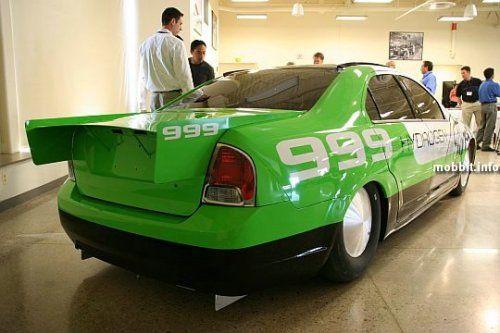 Ford собирается бить рекорды скорости - фото 6