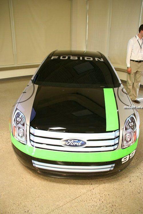 Ford собирается бить рекорды скорости - фото 4