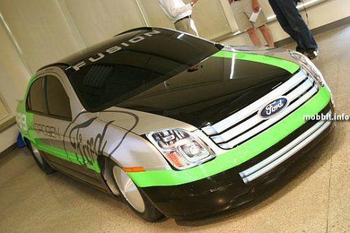 Ford собирается бить рекорды скорости - фото 1