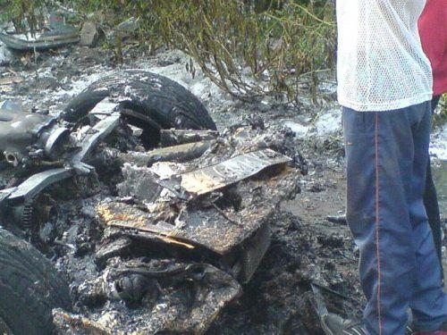 Авария c Dodge Viper в Костроме - фото 6