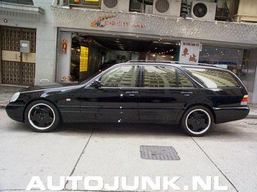 Mercedes-Benz S73 Combi AMG- эксклюзивный представительский универсал для Султана - фото 5