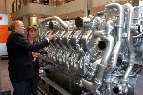 Cамый мощный двигатель в мире!  - фото 1