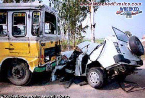 Самые жуткие аварии - фото 14