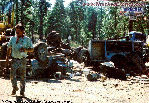 Самые жуткие аварии - фото 5