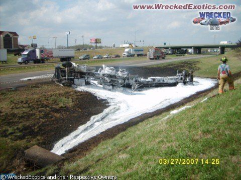 Самые жуткие аварии - фото 4