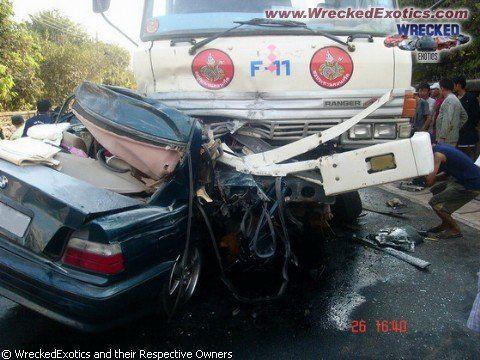 Самые жуткие аварии - фото 13
