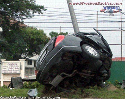 Самые жуткие аварии - фото 1