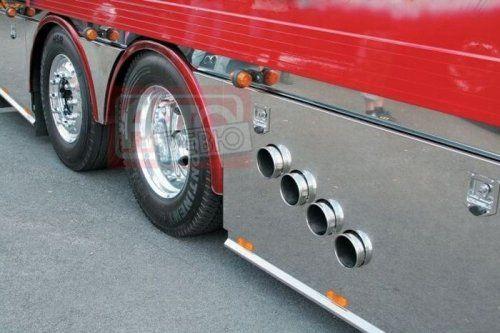 Потрясающее финское шоу грузовиков 2009 - фото 7