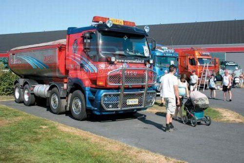 Потрясающее финское шоу грузовиков 2009 - фото 29
