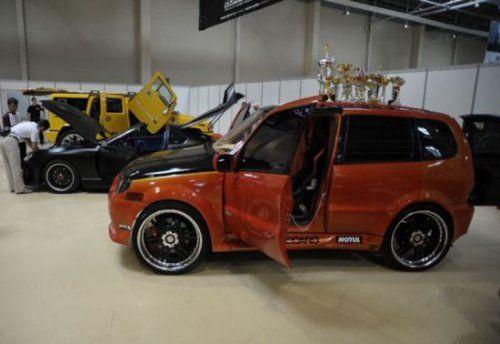 Chevrolet-Niva за миллион! - фото 3
