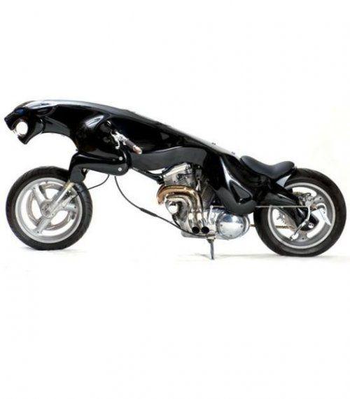 Эксклюзивные мотоциклы - фото 2
