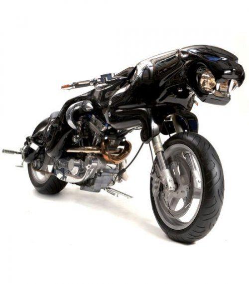 Эксклюзивные мотоциклы - фото 6