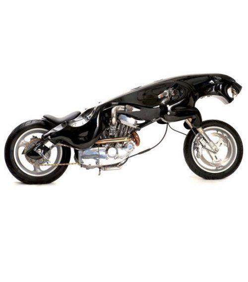 Эксклюзивные мотоциклы - фото 3