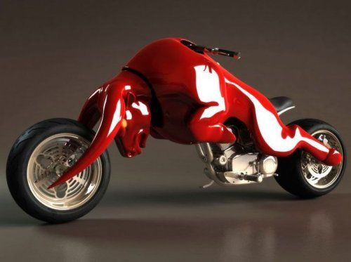 Эксклюзивные мотоциклы - фото 4