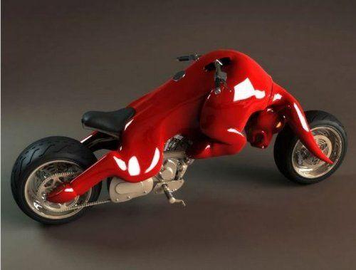 Эксклюзивные мотоциклы - фото 1
