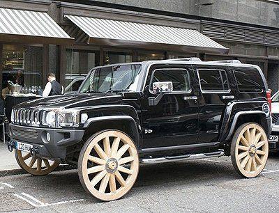 Самые крутые колеса в мире - фото 26