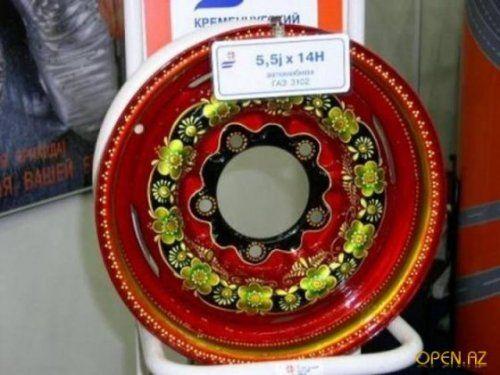 Самые крутые колеса в мире - фото 19