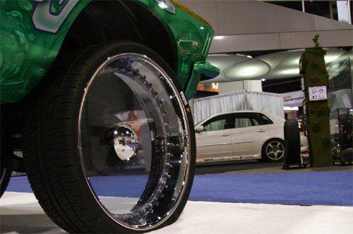 Самые крутые колеса в мире - фото 21