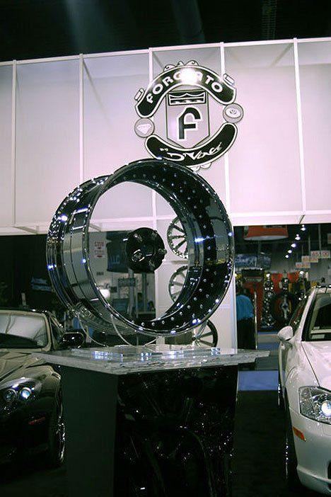 Самые крутые колеса в мире - фото 20