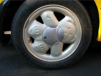 Самые крутые колеса в мире - фото 25