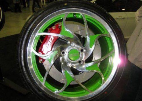 Самые крутые колеса в мире - фото 15