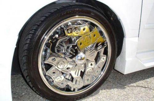 Самые крутые колеса в мире - фото 28