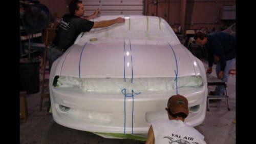 Идиотизм без границ: как из Lamborghini сделали... Mustang! - фото 7