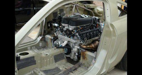 Идиотизм без границ: как из Lamborghini сделали... Mustang! - фото 9
