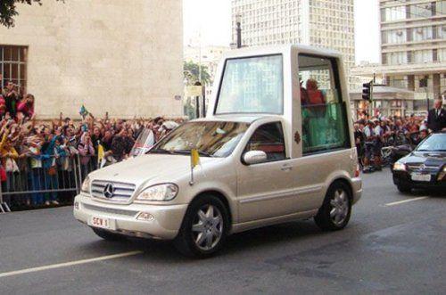 Гараж божий: машины председателей Небесной канцелярии - фото 16