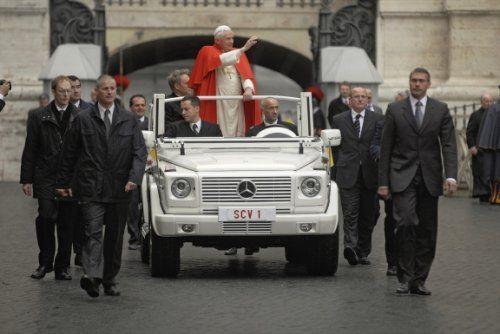 Гараж божий: машины председателей Небесной канцелярии - фото 6