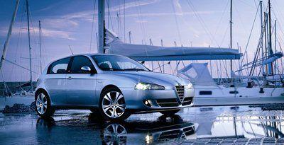 Alfa Romeo 147 Murphy&Nye или просто морячок - фото 2