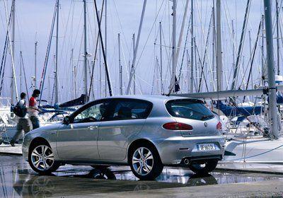 Alfa Romeo 147 Murphy&Nye или просто морячок - фото 5