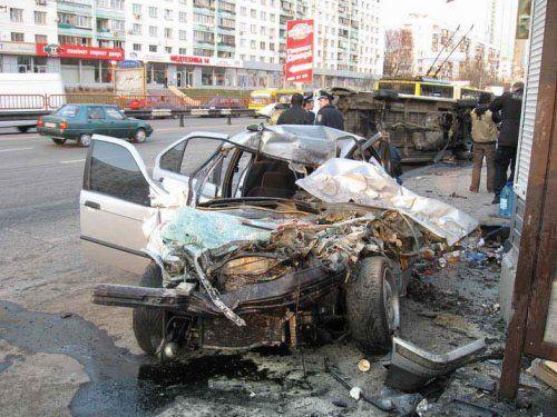 Молодой «гонщик» погиб, водитель маршрутки в шоке  - фото 8